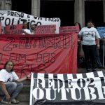 Rede 2 de Outubro manifesta-se sobre julgamento do Massacre do Carandiru