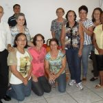 PCr da Diocese de Coxim promove encontro com agentes em Costa Rica (MS)