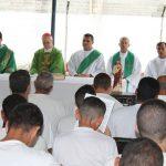 Dom Odilo celebra no CDP de Pinheiros
