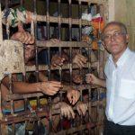 Padre Valdir fala à imprensa sobre situação carcerária no Maranhão