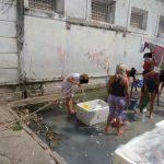 Presas estão em situação degradante na cadeia pública de Manaus