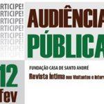 Audiência pública trata de revista vexatória na Fundação Casa