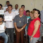 Presos de Coxim (MS) participam de curso sobre justiça restaurativa