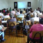 PCr de Mariana (MG) faz formação sobre conselho da comunidade