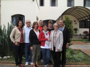 2003 Reuniao institucional