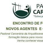 PCr de Cuiabá promove formação para novos agentes