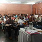 Agentes da PCr em Vitória (ES) participam de formação