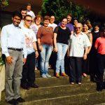PCr de Santa Catarina realiza reunião de trabalho em Florianópolis