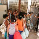 Mães recorrem à OEA contra revista vexatória