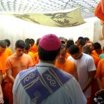 Com PCr, bispo de Blumenau (SC) visita presídio