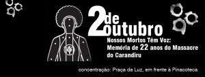 Ato Massacre Carandiru (1)