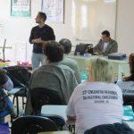 Em assembléia em Santa Catarina, agentes da PCr analisam situação dos cárceres