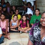 Defensora da população carcerária é homenageada pela Igreja em Santos