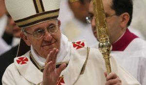 Interna superior papa Francisco