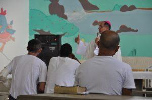 Interna missa em Petropolis