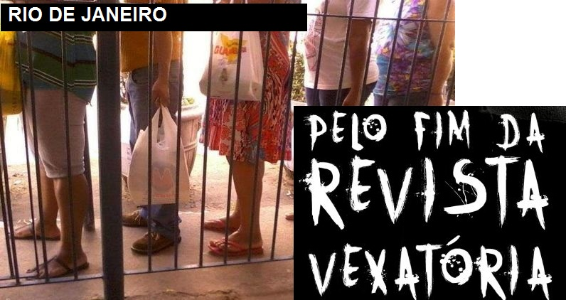 Interna Revista Vexatoria Rio