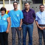 Coordenador da PCr de São Paulo visita prisões na região de São José do Rio Preto