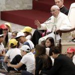 Papa: 'A solução do cárcere é a coisa mais cômoda para esquecer aqueles que sofrem'