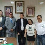 PCr de Sergipe tem encontro com o secretário estadual de Justiça