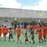 PCr de Jequié (BA) ajuda a animar pais e filhos no Dia das Crianças