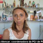 Coordenadora da PCr de Picos (PI) destaca urgência de mais agentes à Pastoral