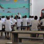 Presos têm esperança de novos tempos em Natal na cadeia pública de Magé (RJ)