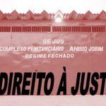 Em unidade prisional do Amazonas, 90% dos presos não tem assistência jurídica