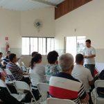 Agentes da Pastoral Carcerária de Taubaté (SP) participam de retiro