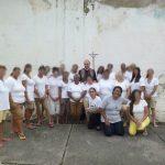 Dom Sergio de Deus Borges vivencia a Semana Santa com as pessoas presas
