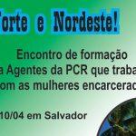 3º Encontro Regional sobre a Mulher Presa acontece entre os dias 8 e 10 em Salvador