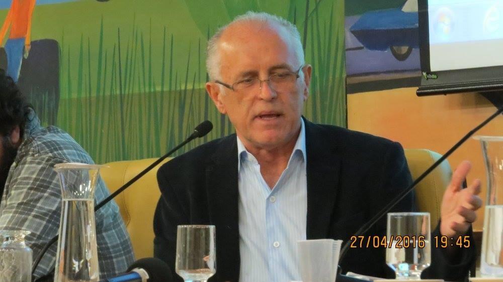 Padre Valdir Jornal Junior