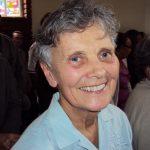 Pastoral Carcerária agradece pela dedicação da Irmã Margaret Gaffney