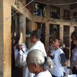 Presos expressam devoção a Nossa Senhora de Nazaré