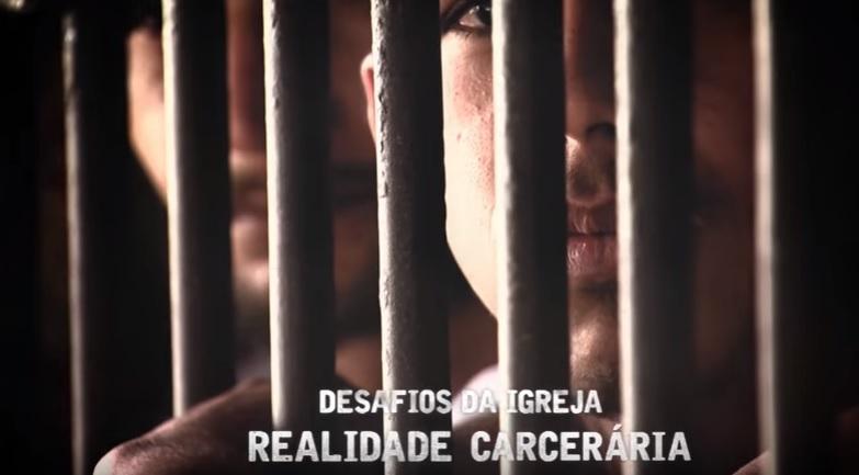 Desafios carceraria TV Aparecida