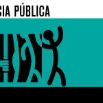 24/11 – Audiência pública na Câmara abordará desencarceramento e desmilitarização