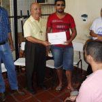 Diocese de Coxim (MS) conclui curso Espere para presos