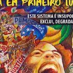 Grito dos excluídos pauta a defesa da democracia e dos direitos trabalhistas