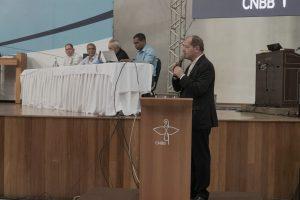 Dom Walmor de Olveira Azevedo, foi eleito na tarde desta segunda-feira, 6 de maio, como presidente da Conferência Nacional dos Bispos do Brasil (CNBB).